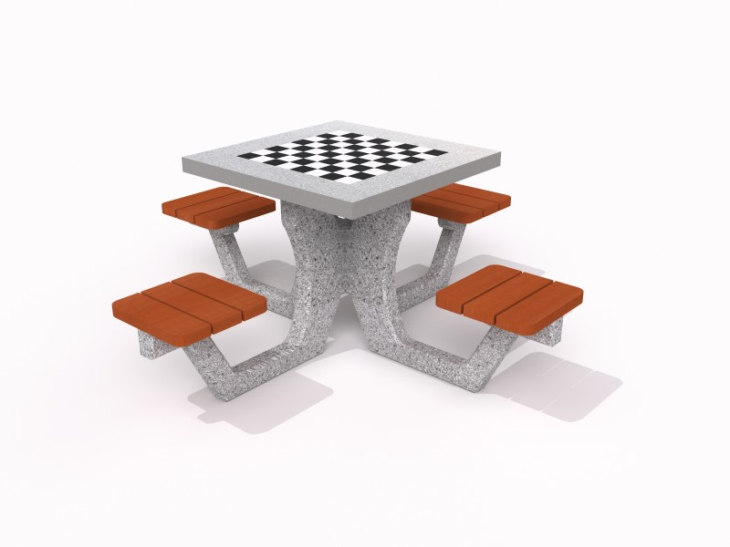 Zabawki na place zabaw  stoły betonowe do parków