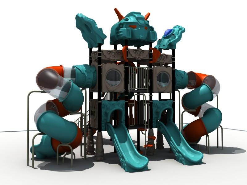 Zabawki na place zabaw  seria ROBOT