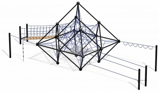 PLAY-PARK - Monte Bianco 1 Triangulum