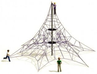 plac zabaw linowy Wieża linowa Olymp