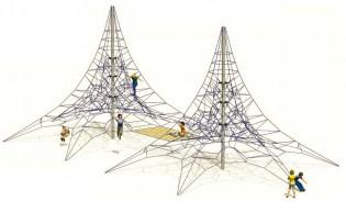 Play Park -  plac zabaw linowy Linarium Pico del Teide 2