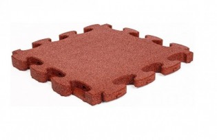 FLEXI-STEP PUZZLE MAT 3D GR 60MM