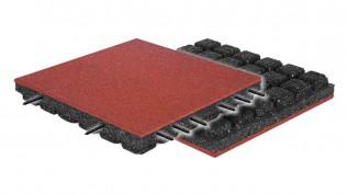 FLEXI-STEP PLUS bezpieczna płytka 500x500x50-90mm