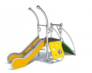 zjeżdżalnia plac zabaw Dometo 1-1
