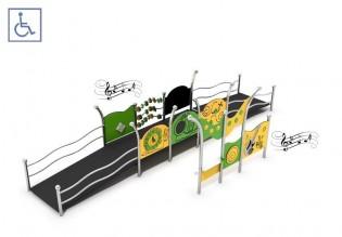 Place zabaw producent model integracyjny Kajo 1