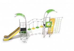 Play Park - Place zabaw producent model Domo 2-3