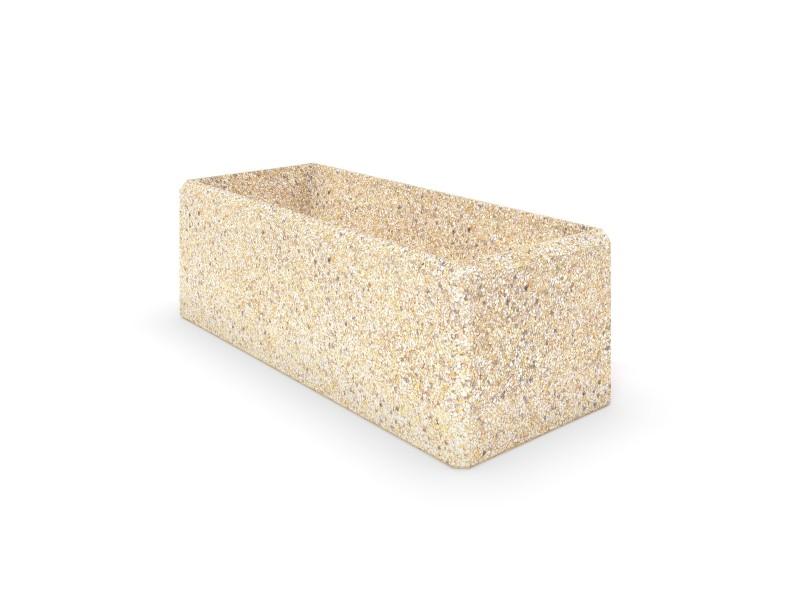 Donica betonowa 16 Place zabaw