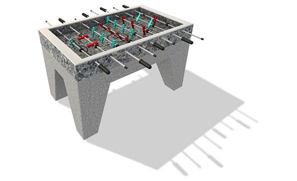 Tenis stołowy 1 Place zabaw