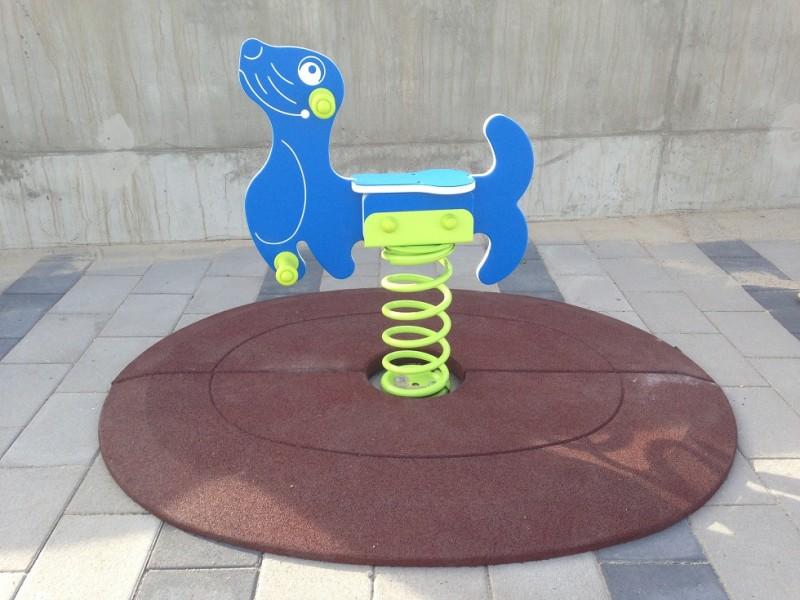 Plac zabaw Bujak na sprężynie FOKA PLAY-PARK