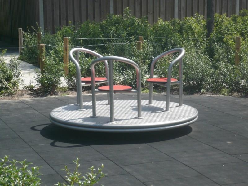 Plac zabaw Karuzela Krzesła PLAY-PARK