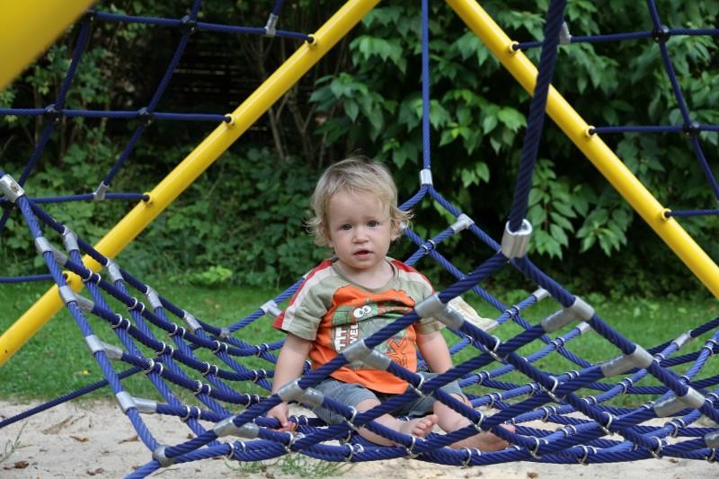 Plac zabaw Linarium Carrantuohill Play Park