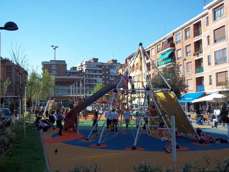 Plac zabaw Skyclimber 2 PLAY-PARK