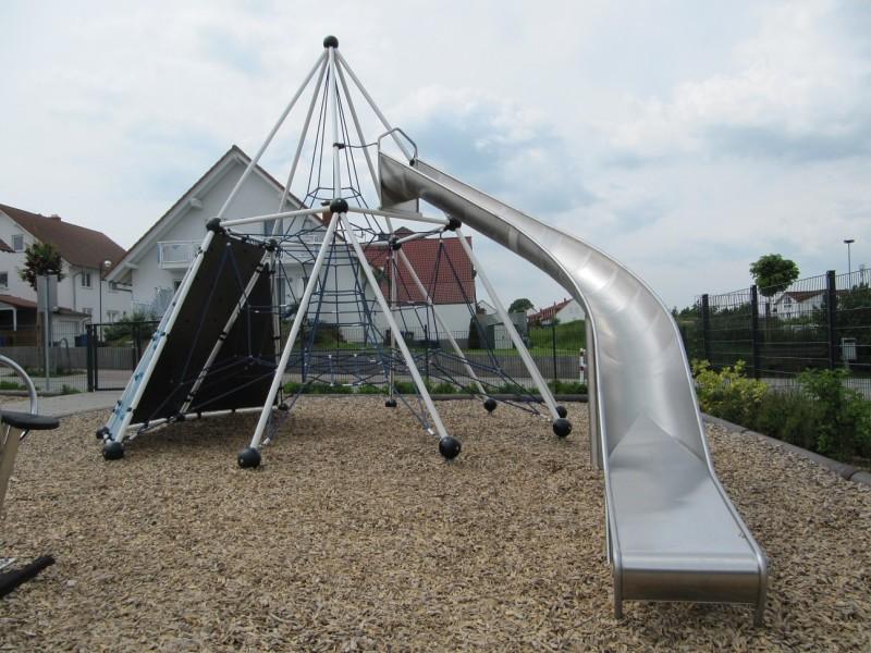 Plac zabaw Linarium Skyclimber ICE PLAY-PARK