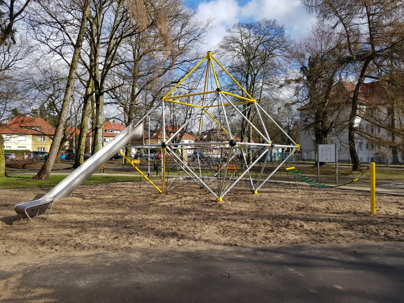Plac zabaw Linarium Mount Logan 5 Play Park