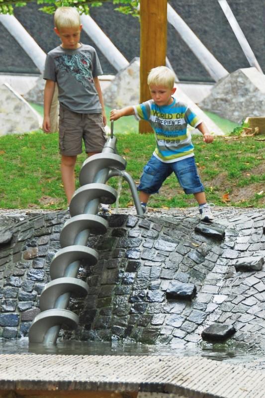 Plac zabaw Śruba Archimedesa 1,5 m PLAY-PARK