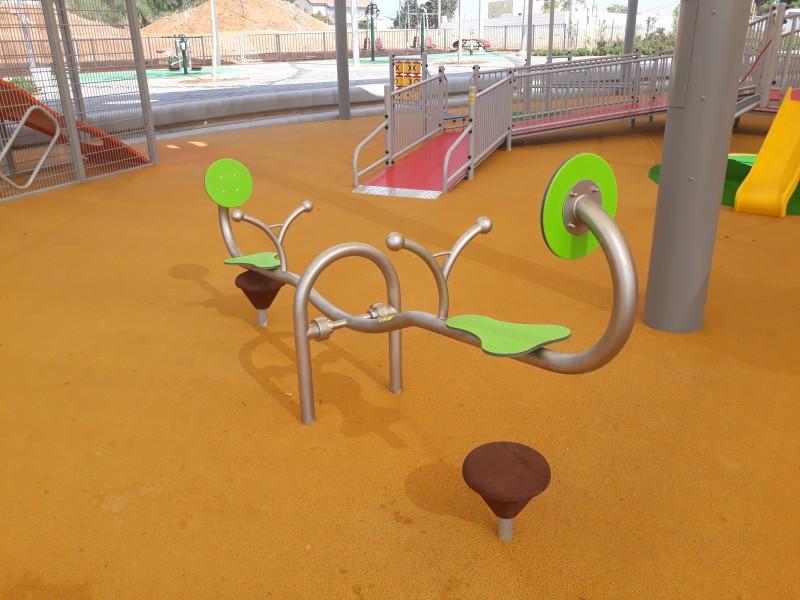 Plac zabaw Huśtawka wagowa Balancilo 2 Play Park