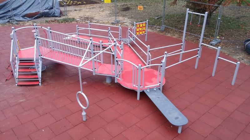 Plac zabaw Zestaw Centaur Play Park