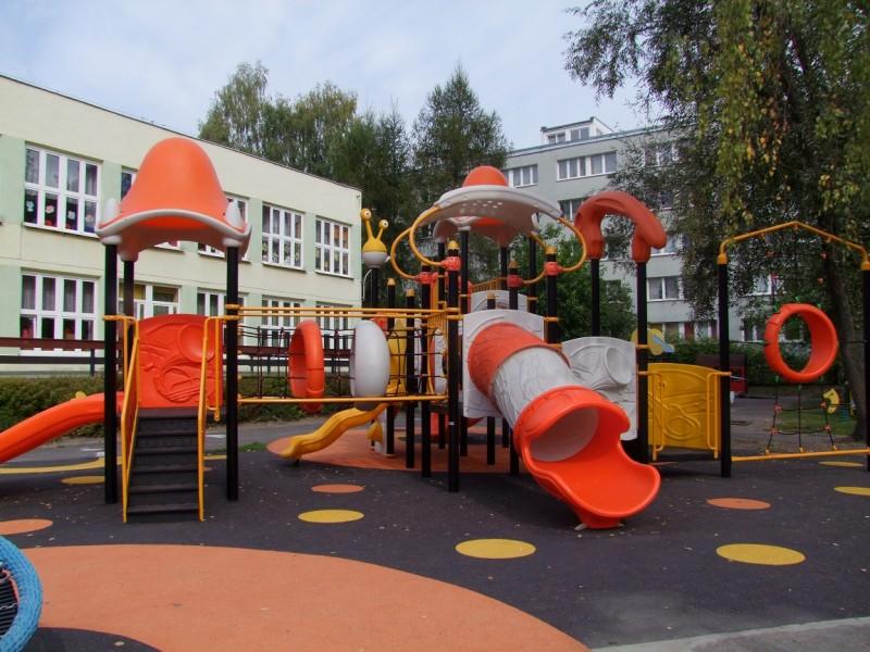 Plac zabaw Zestaw Music 10 PLAY-PARK