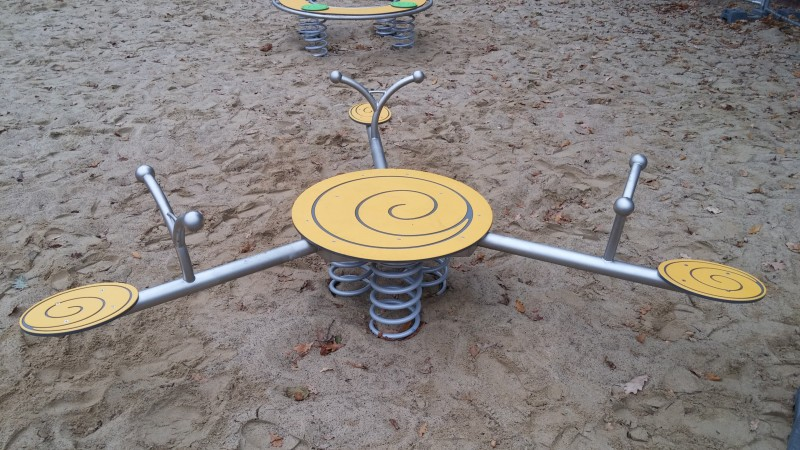Plac zabaw Bujak Sidi 3 Play Park
