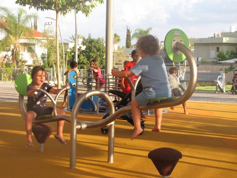 Plac zabaw Huśtawka wagowa Balancilo 2 PLAY-PARK