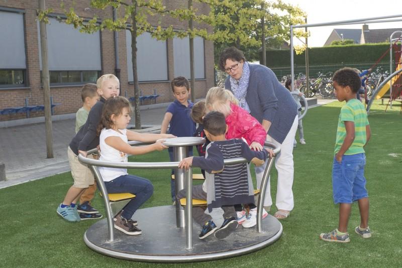 Plac zabaw Karuzela Turnado Play Park
