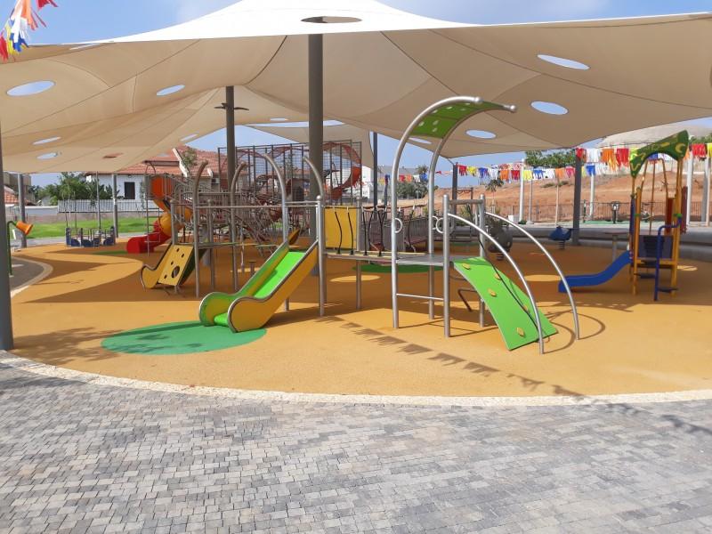 Plac zabaw Zestaw Dometo 3-2 Play Park
