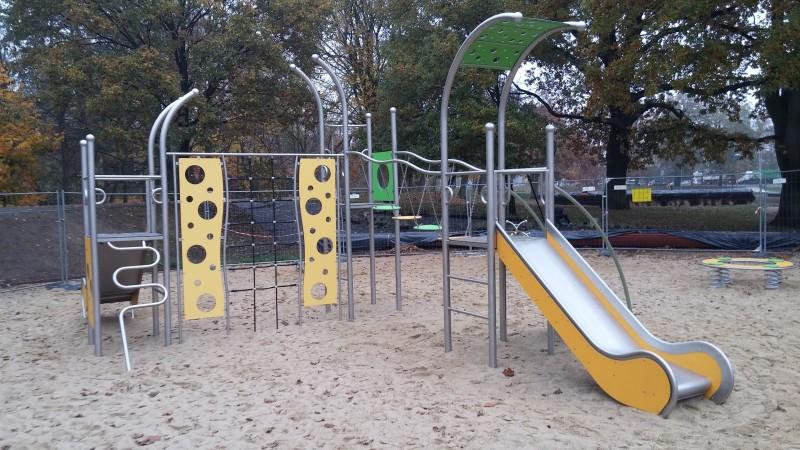 Plac zabaw Zestaw Domo 3-1 Play Park