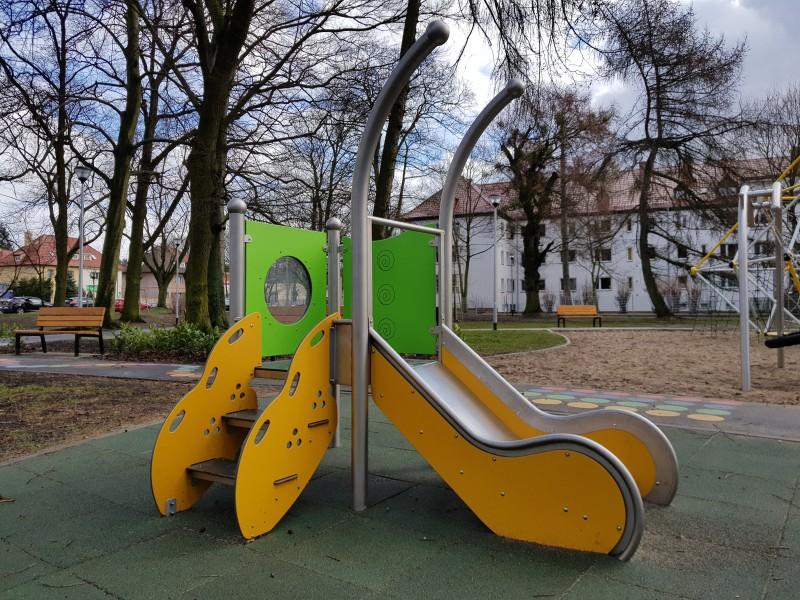 Plac zabaw Zestaw Infano 2 Play Park
