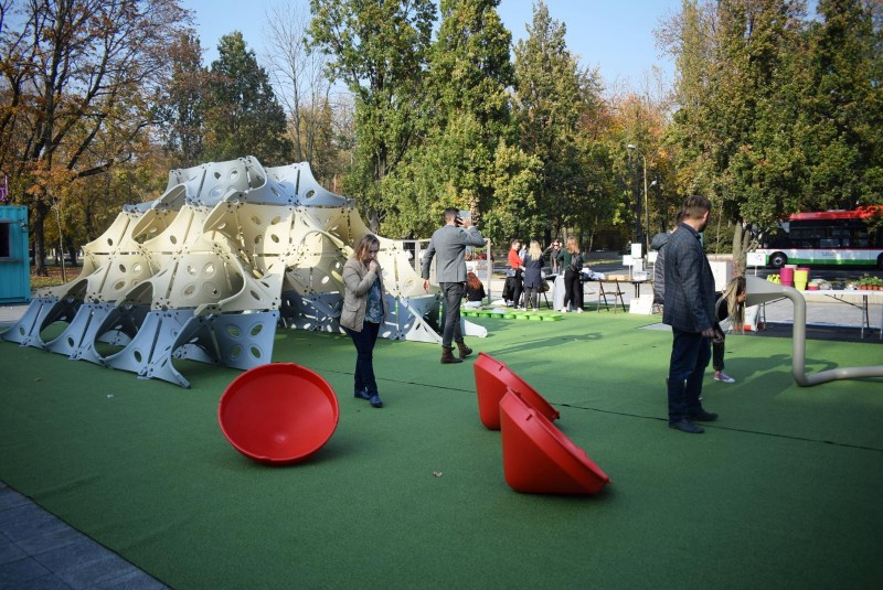Plac zabaw MROWISKO 1 Play Park
