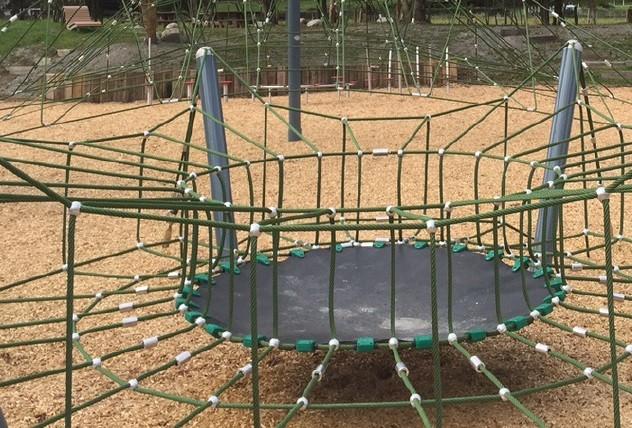 Plac zabaw Pająk duży Play Park