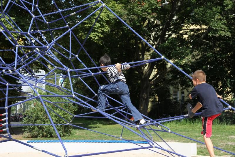 Plac zabaw Linarium Pico del Teide Play Park
