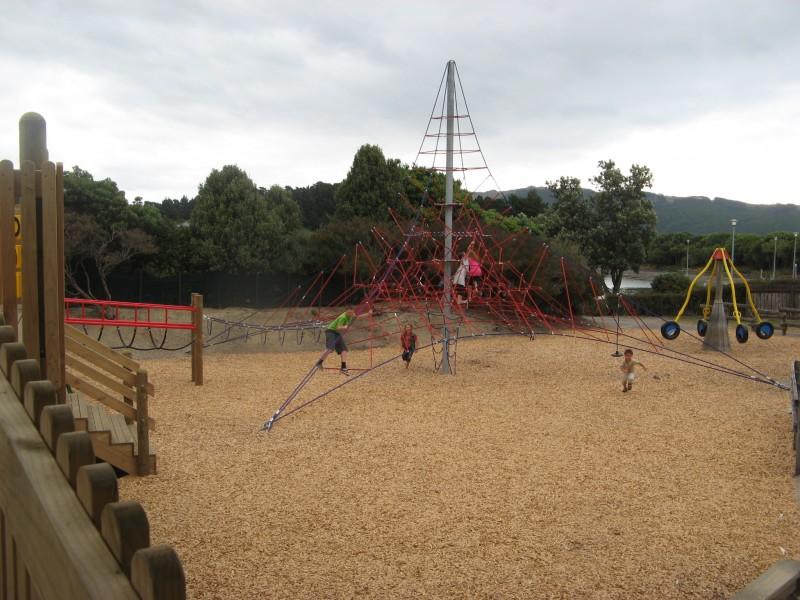 Plac zabaw Linarium Zugspitze PLAY-PARK