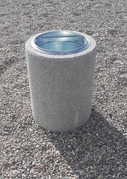 Plac zabaw Kosz betonowy 07 PLAY-PARK