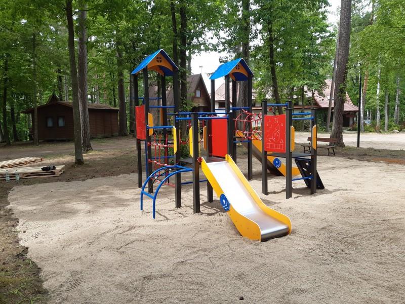 Plac zabaw Zestaw Avelo 4-2 PLAY-PARK
