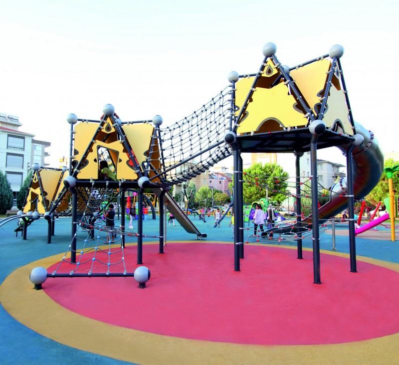 Plac zabaw Domek Indiański 17 PLAY-PARK