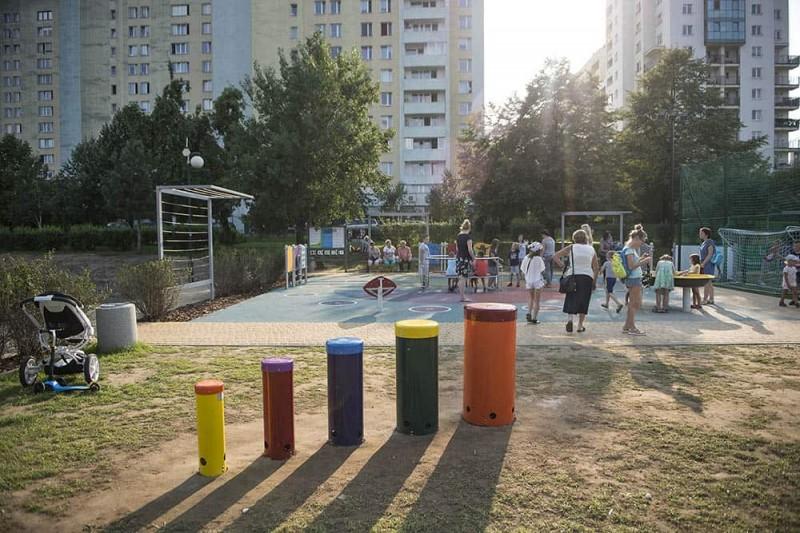 Plac zabaw Instrument muzyczny Bolardo PLAY-PARK