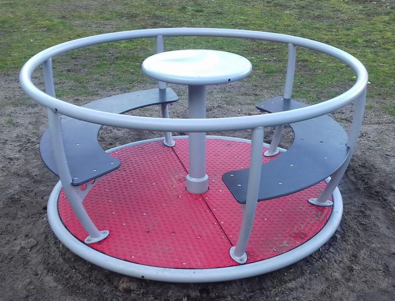 Plac zabaw Karuzela Tornado - 4 siedziska PLAY-PARK