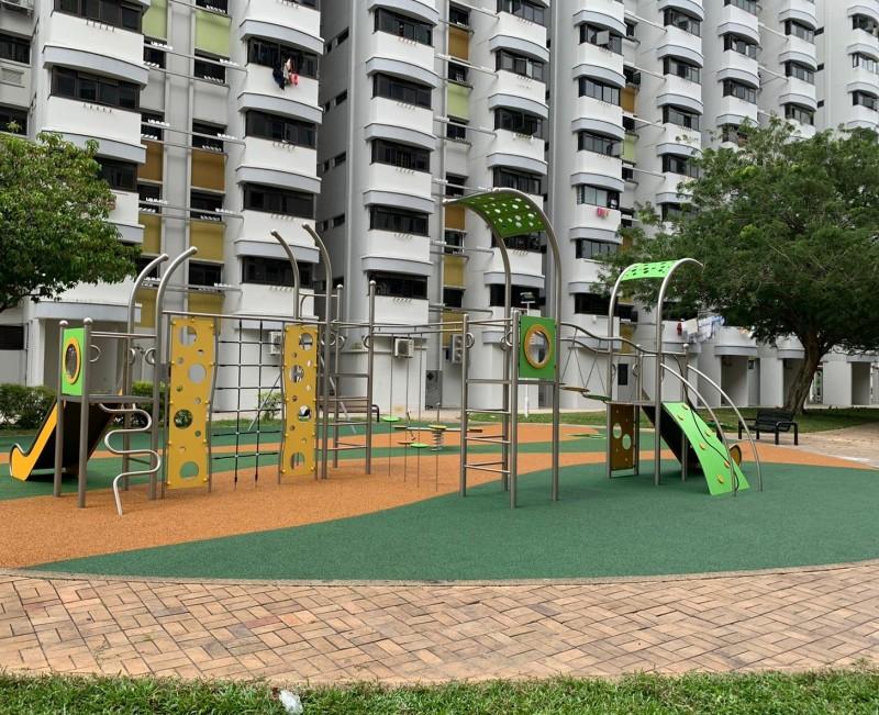 Plac zabaw Zestaw Domo 4-1 PLAY-PARK