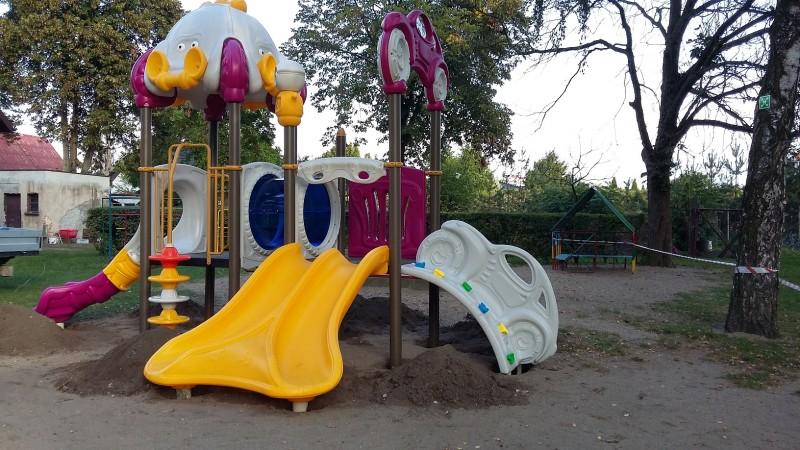 Plac zabaw Zestaw Cars 4 PLAY-PARK