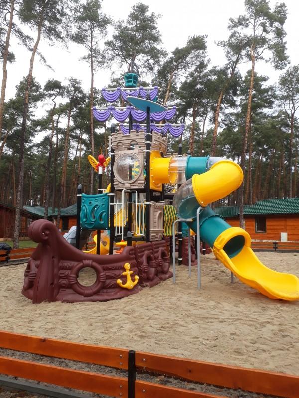 Plac zabaw Zestaw Ship 7 Play Park