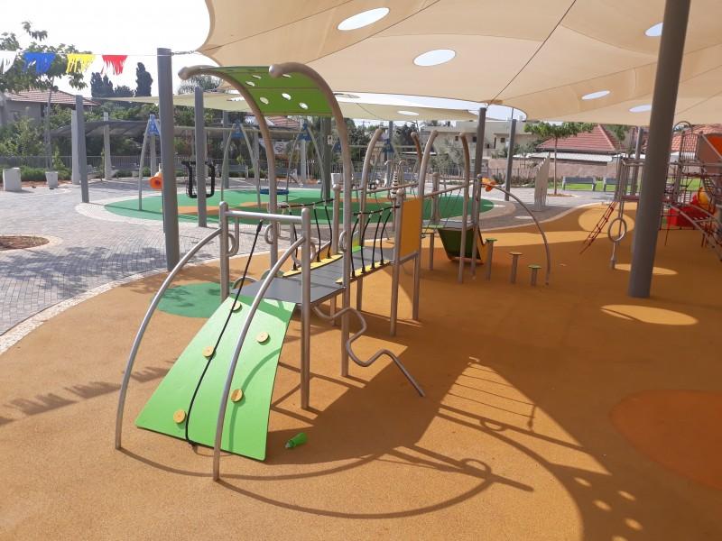 Plac zabaw Zestaw Dometo 3-2 PLAY-PARK
