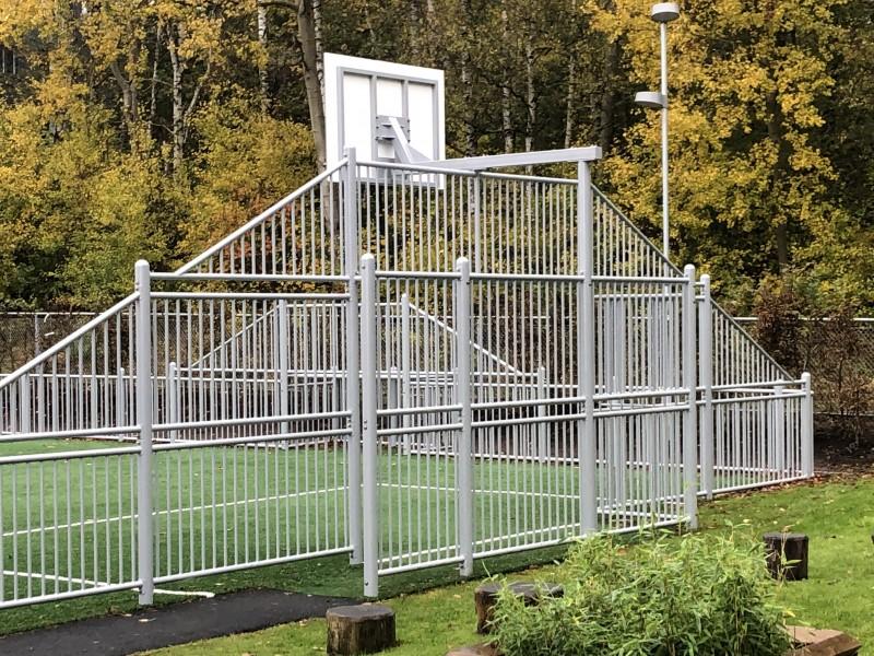 Plac zabaw ARENA 5b (29x16m) PLAY-PARK