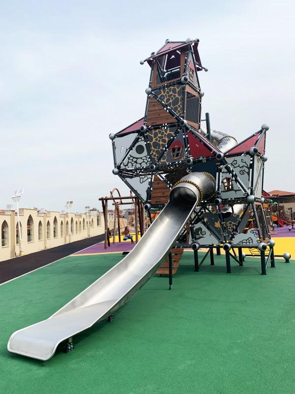 Plac zabaw Domek Czarownicy 9 PLAY-PARK