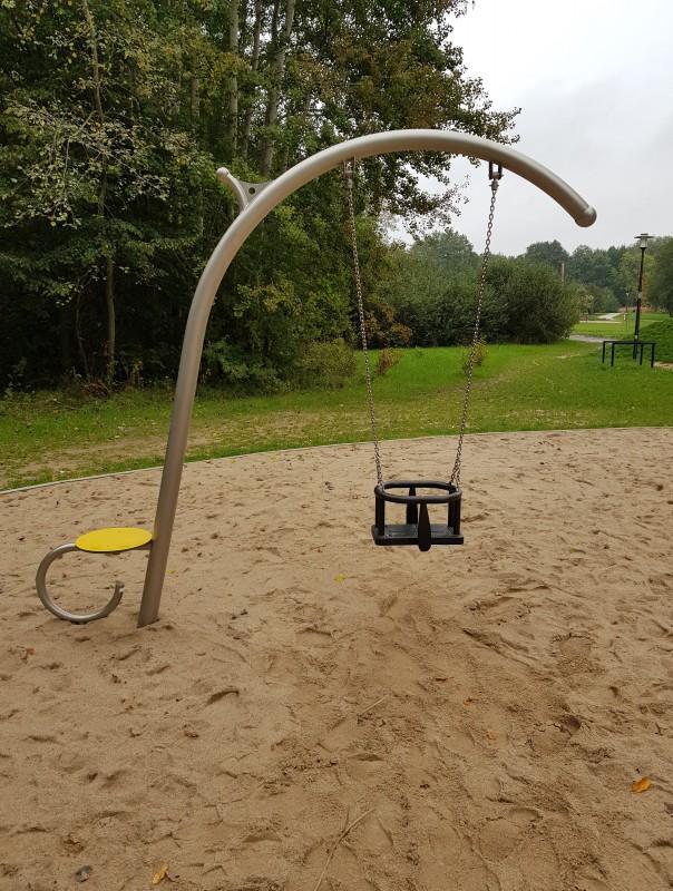 Plac zabaw Huśtawka wahadłowa Vergo 2 PLAY-PARK