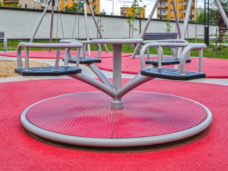 Plac zabaw Karuzela Mistral 4  PLAY-PARK
