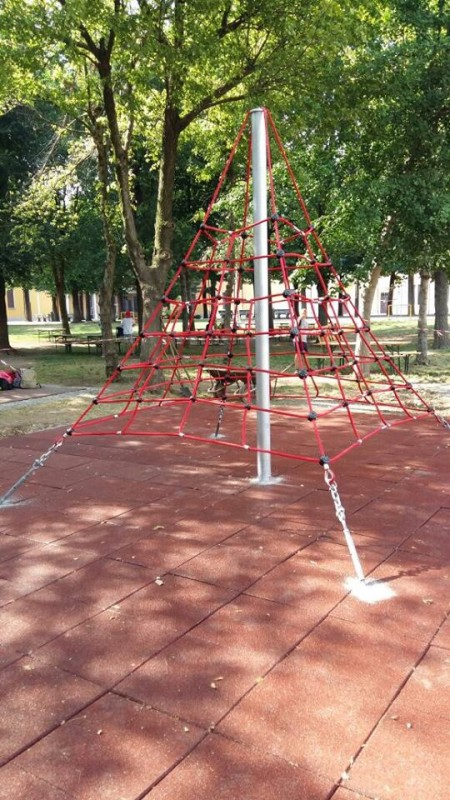 Plac zabaw Linarium Mt. Rosa PLAY-PARK