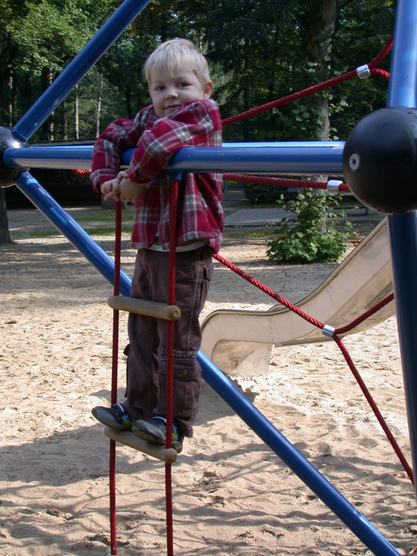 Plac zabaw Linarium Monte Bianco 4 Play Park