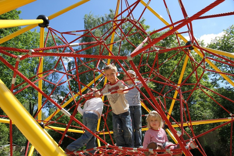 Plac zabaw Linarium Monte Bianco Play Park