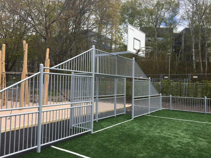Plac zabaw ARENA 1 (11x7m) PLAY-PARK