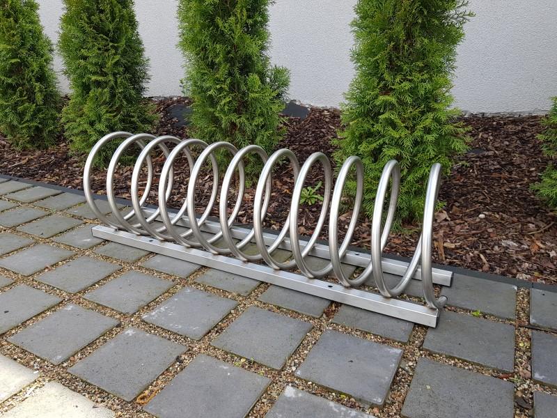 Plac zabaw Stojak rowerowy stalowy 13 PLAY-PARK